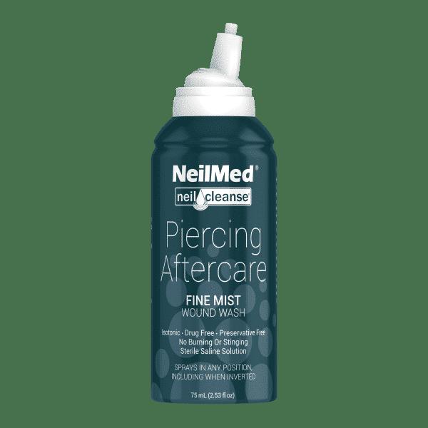 Afbeelding NeilMed NeilCleanse Piercing Aftercare Fine Mist 75ml