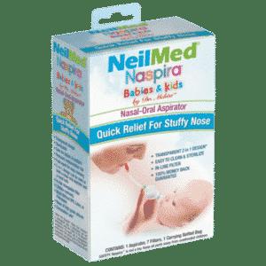 Afbeelding NeilMeid snot verwijderen bij baby's, peuters, kleuters en kleine kinderen