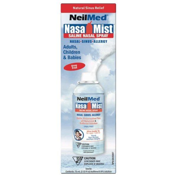 Afbeelding NeilMed NasaMist neusspray normaal