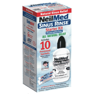 Afbeelding product NeilMed Sinus Rinse Neusdouche starter 10s vs