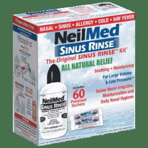 Afbeelding NeilMed Sinus Rinse neusdouche 60 zakjes