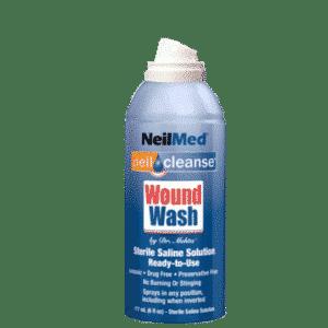 Afbeelding NeilMed Wonddouche - ontsmetten en reinigen van wonden
