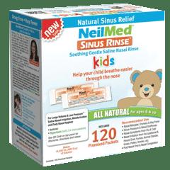 Afbeelding Nasaal spoelzout voor kinderen van NeilMed